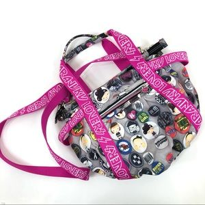 Harajuku Lovers + Gwen Stefani Doll Crossbody bag